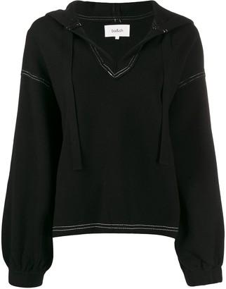 BA&SH drawstring Jane hoodie
