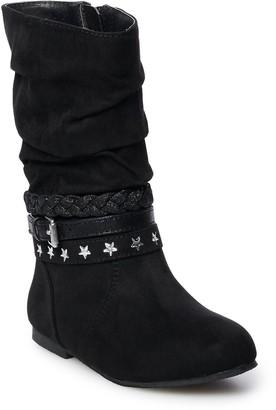 Jumping Beans Vanilla Toddler Girls' Tall Boots