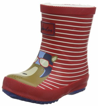 Joules Boy's Welly Print Boots