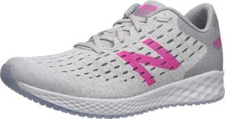 New Balance Girl's ZantePursuit V5 Fresh Foam Athletic Shoe