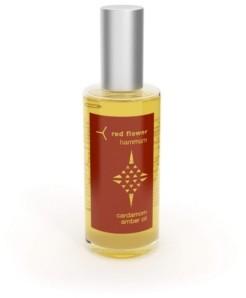 Red Flower Cardamom Amber Oil, 2.3 Oz