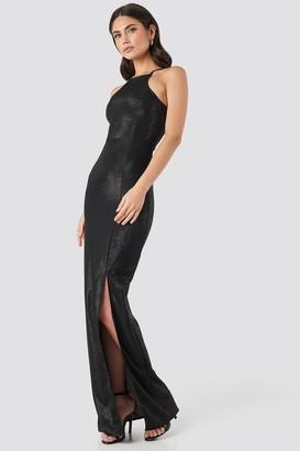 Trendyol Slit Detail Evening Dress