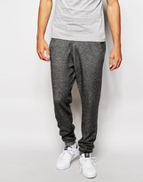 French Connection Tweed Joggers - Grey