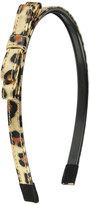 Metallic Animal Print Headband