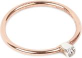 Annina Vogel 9 carat rose gold and diamond ring