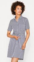 Esprit Shirt dress in stretch