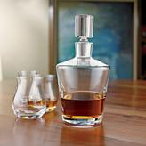 Wine Enthusiast 35 oz. Ambassador Whiskey Decanter