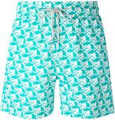 Love Brand - The Monkey And The Dolphin swim shorts - men - Nylon/Polyester - M