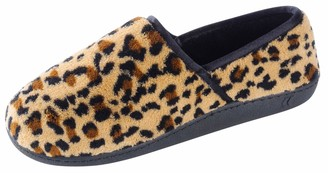 Isotoner Women's Microterry Espadrille Slipper