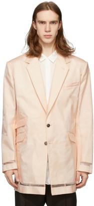 Maison Margiela Pink Crinoline Blazer