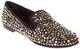 Giuseppe Zanotti Design stud embellished slipper