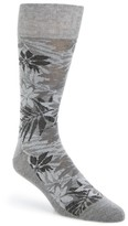 Cole Haan Men's Floral Socks
