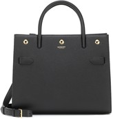 Burberry Title Small leather tote