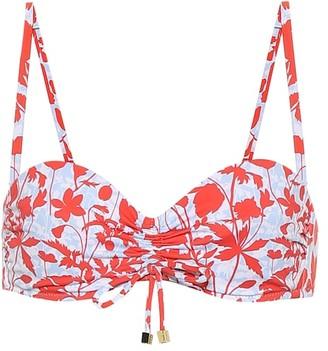 Heidi Klein Quincy Bay bandeau bikini top