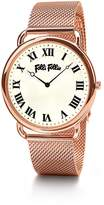 Folli Follie Perfect match large rose gold watch