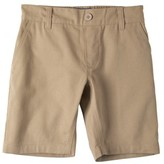 Cherokee Boys 4-18 School Uniform Classic Fit Twill Shorts
