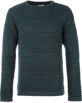 S.N.S. Herning 'Torso' bobble knit sweater
