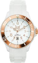 Ice Watch Ice-Watch Men's GOLD GR.WE.B.S.09 Silicone Quartz Watch with Dial