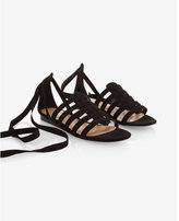 Express Lace-up Gladiator Sandals