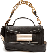 Pierre Hardy Alpha Plus grained-leather shoulder bag