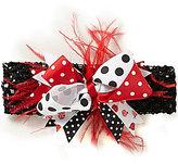 Starting Out Baby Girls Ladybug Headband