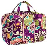 Vera Bradley Vera Bradly Grand Cosmetic in Plum Crazy