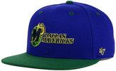 '47 Dallas Mavericks Gold Rush Snapback Cap