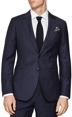 Reiss Muffato Textured Regular Fit Blazer