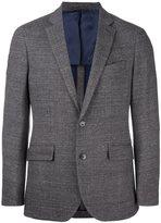 Hackett classic checked blazer