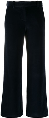 Circolo 1901 Velvey Effect Trousers