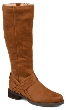 Journee Collection Meg Extra Wide Calf Boot