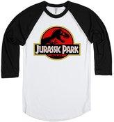Skreened Jurassic Park | L T-Shirt