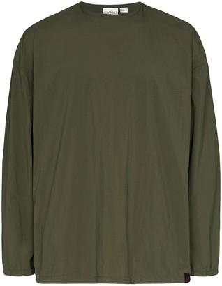 Gramicci Zip-Detailed Sweatshirt