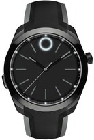 Movado Silicone Strap Smart Watch, 43Mm