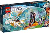Lego Elves Queen Dragon`s Rescue 41179