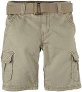 Levi's Huntington Cargo Shorts (Toddler/Kid) - Laurel Oak-3T