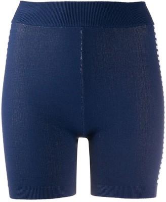 Bodhi technical-knit shorts