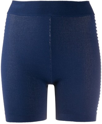 Bodhi Nagnata technical-knit shorts