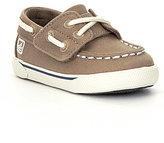 Sperry Cruz Crib Jr Boys' Shoes