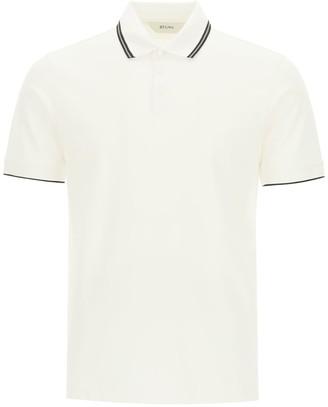 Ermenegildo Zegna Polo Shirt With Logo
