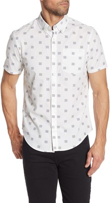 Original Penguin Slim Fit Checkered Shirt
