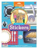 Eeboo Infant Cardboard Box Kitchen Sticker Set