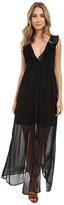 The Jetset Diaries Tan Lines Maxi Dress