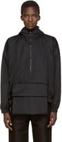 Cottweiler Black Hotel Hooded Jacket