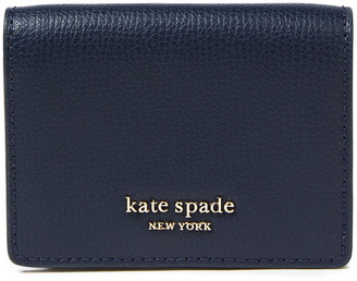 Kate Spade Sylvia Mini Textured-leather Wallet