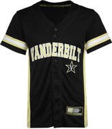 Colosseum Men's Vanderbilt Commodores Strike Zone Baseball Jersey