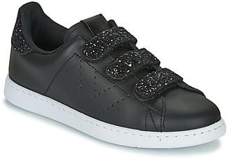 Victoria TENIS VELCRO women's Shoes (Trainers) in Black