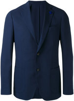Lardini two-button blazer - men - Cupro/Viscose/Mohair/Wool - 54