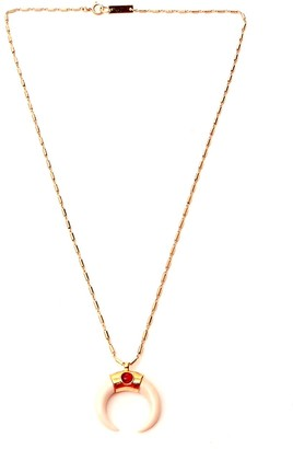 Isabel Marant Horn Necklace