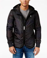 G Star Men's Setscale Hooded Jacket